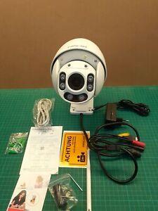 Foscam FI9928P Netzwerkkamera Überwachungskamera 4x Zoom FHD, I04551