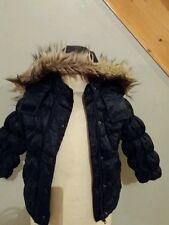 superbe manteau TAPE A L'OEIL T 2 ANS coul bleu marine  excellent etat