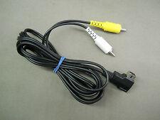 RCA Original OEM Camcorder A/V TV Adapter video 8 hook up to TV, VCR, DVR, DVD-R