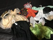 Lot Of Halloween 5 Costumes Fits American Girl Doll Halloween Costume Tinkerbell