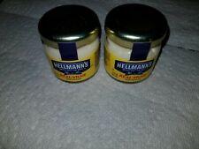 2 Mini  1.2fl ozHellmann's Mayonnaise Jars -NEW- COLLECTIBLE