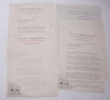 1929 Lamson Goodnow National Sportsman Inc Boston MA Hunting Ephemera L630J