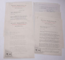 1929 Lamson Goodnow National Sportsman Inc Boston MA Hunting Ephemera L630J