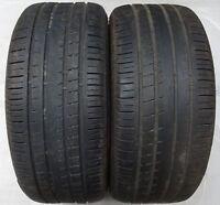 2 Neumáticos de verano Pirelli PZero Rosso 255/40 R19 96w ra1446