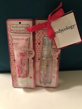 Bodycology Sweet Love Fragrance Mist & Moisturizing Body Cream 1 Fl Oz - New!