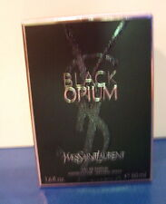 ** Yves Saint Laurent ** BLACK OPIUM ** Eau de Parfum ** 50 ml ** NEU & OVP **