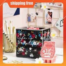 """Scentsy Life is Beautiful Warmer, 6"""" tall 100% authentic money back guarantee"""