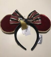 Tower Of Terror Minnie Mouse Ears Disney Longefly New In Hand