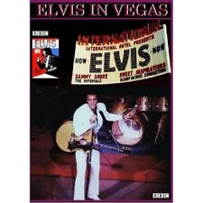 ELVIS PRESLEY - Elvis in Vegas - NEW DVD  RARE