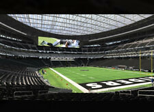 Kansas City Chiefs V Las Vegas Raiders 4 Tickets 11/14/21- S 104 R 26 Seats 9-12
