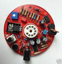 Magic Eye Audio visualizer driver board. Suits EM84 tube or Equivalent. VU Meter