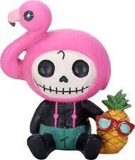 NEW Furrybones Furry Bones Flamingo Star Skull Skeleton Pink Figurine Gift 9102