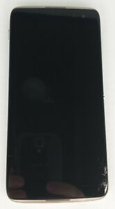 """*AS-IS* Alcatel IDOL 4S Windows 10 5.5"""" Smartphone (Cracked Glass, but Works)"""