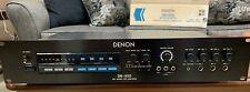 Denon DN-820 Karaoke mic mixer pre amp w pitch and echo RACK MOUNT  NEW IN BOX