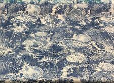 Robert Allen Fezara Indigo Blue Fabric By The Yard