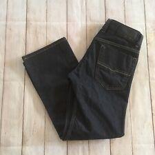 Diesel Dark Wash Viker Button Fly Straight Leg Jeans Size 27x26 100% Cotton
