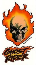 Ghost Rider 1992 Marvel Entertainment Group Vending Sticker