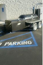Barbeque Smoker Trailer Meadow Creek Ts250 Barbeque Smoker