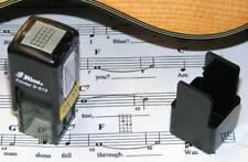 Small 4 String Fret Stamp, Self-Inking , Ukulele, Banjo & Other Instrum., Black