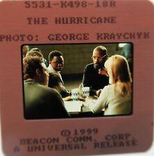 THE HURRICANE CAST Denzel Washington Vicellous Shannon Debbi Morgan 1999 SLIDE 4