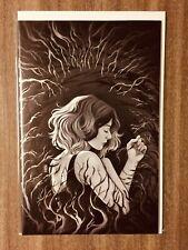 Buffy the Vampire Slayer Willow #4 Jen Bartel Virgin 1:10 B&W Sketch Variant Nm