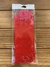 Gloves Ladies Short Satin