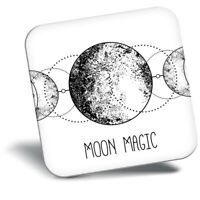 Awesome Fridge Magnet - Wicca Moon Magic Astrology Alchemy Boho  #46428