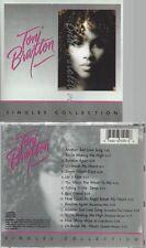 CD--TONI BRAXTON--SINGLES COLLECTION