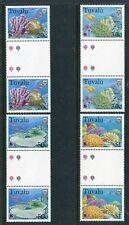 Tuvalu 776-779 MNH, 1998. Marine Life. x29411