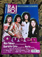 RARO! 135 Magazine about discography ps QUEEN Fidenco Negrita QUARTETTO CETRA