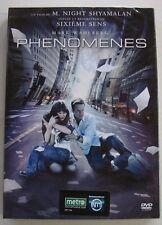 DVD PHENOMENES - Mark WAHLBERG - M. NIGHT SHYAMALAN - NEUF
