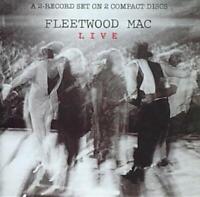 FLEETWOOD MAC - FLEETWOOD MAC LIVE NEW CD
