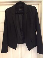 Ladies Black Jacket, Atmosphere, Size 12