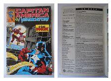 Capitan America e i Vendicatori 20, Star Comics, 20 aprile 1991, Falcon