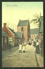 Ezinge People Reformed Church Groningen Netherlands 1909