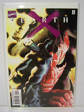 Marvel Earth X number 4 Resealable Comic Bag and Boarded
