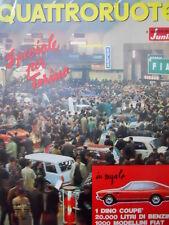 Quattroruote n°143 1967 - Numero Doppio Speciale Salone di TORINO   [Q79B]