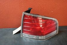2007-2008-2009-2010 LINCOLN MKX RIGHT TAIL LIGHT