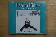 LeAnn Rimes  ‎– How Do I Live (Dance Mix)    (C243)