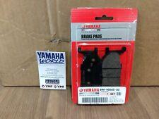 Yamaha Brake Pads Front 4WM-W0045-00 XVS650 XV1600 XVZ1300 XP500