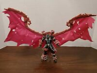 "Vintage McFarlane TOYS SPAWN WITH WINGS 7"" FIGURE LOOSE"