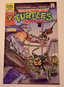 Eastman & Laird's Teenage Mutant Ninja Turtles Adventures #2 Archie Comics