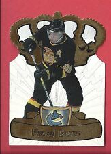 1997-98 Pacific #20 PAVEL BURE Gold Crown Die-Cuts Insert