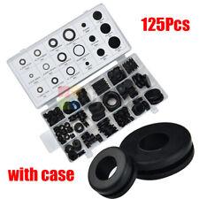 Universal Rubber O-Ring Assortment Set Gasket Automotive Seal SAE Kit -125Pcs