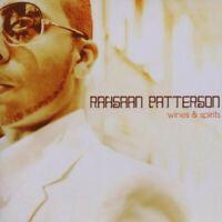 Rahsaan Patterson - Wines and Spirits [CD]