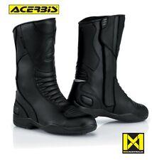 Acerbis Motorcycle Touring Waterproof Boot Adventure Road Bike Black 45