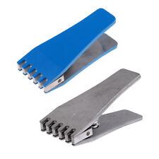 2Pcs/Set Badminton Racket / Racquet String Clamp Stringing Machine Tool
