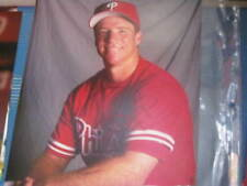 Rex Hudler Philadelphia Phillies Signed 8x10 Photo COA
