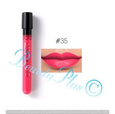 6x Lip Gloss Long Lasting Lipstick Lip Matte Makeup Liquid Lipgloss Waterproof 18