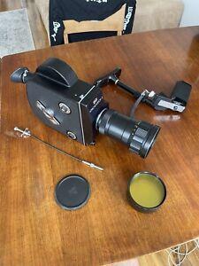 KRASNOGORSK-3 16mm K3 Camera + Meteor 5-1 17-69mm f1.9 M42 Lens